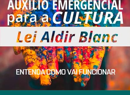 Auxílio emergencial para profissionais da cultura: entenda