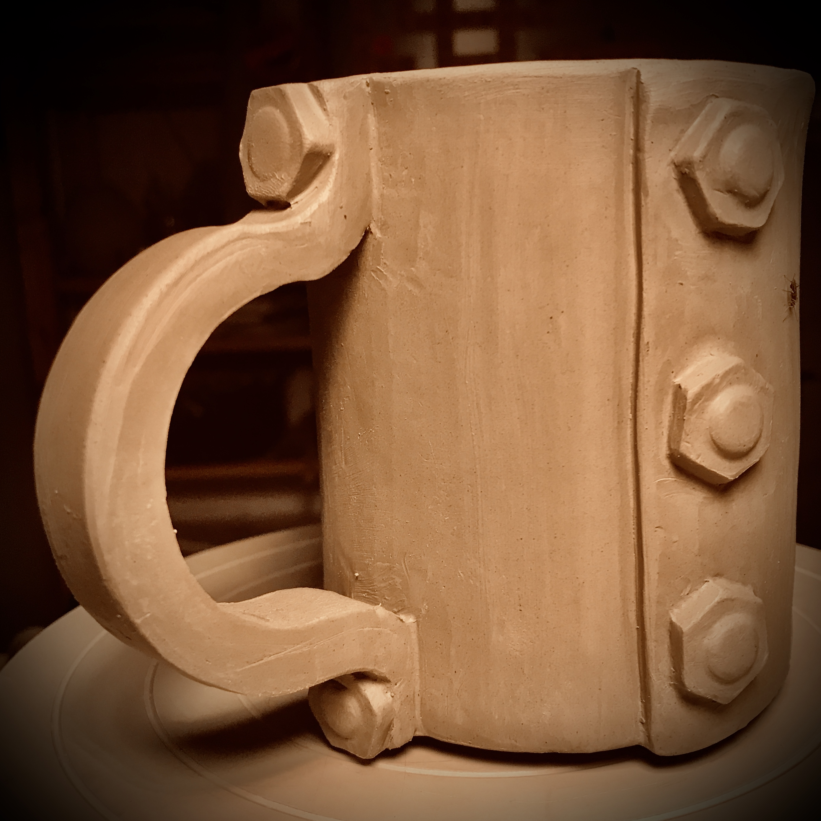 Mechanical mug