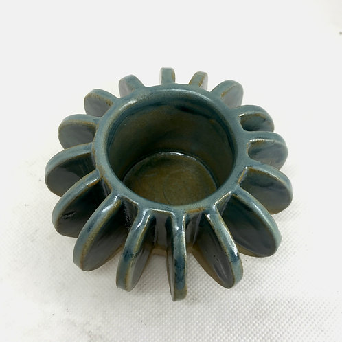 Cog Bowl Seashore Blue