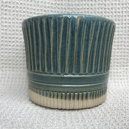 Thrown Stoneware Pot