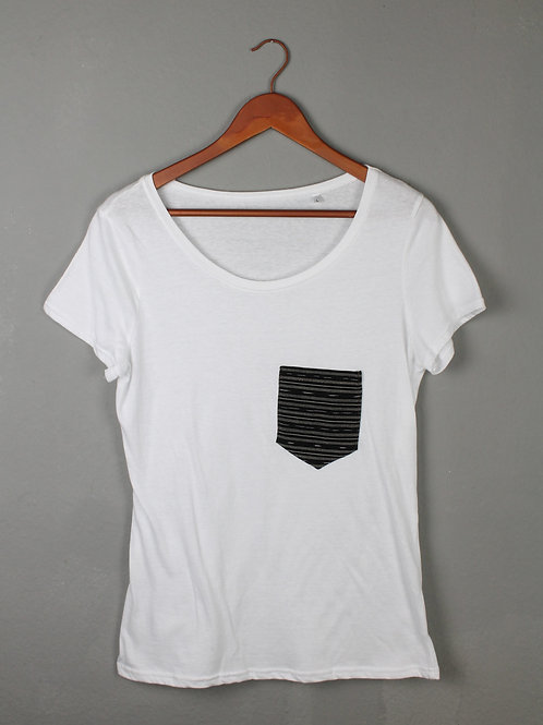 Shirt Lowcut NEGRO
