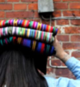 Indiena Textilien Guatemala Über About