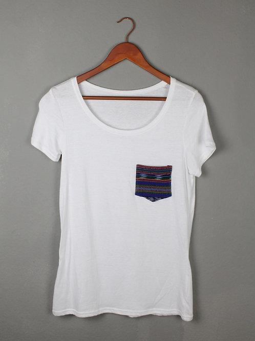 Shirt Lowcut AZUL