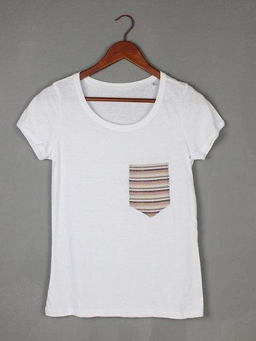 Shirt Lowcut BEIGE