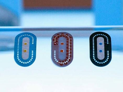 Innovation : un capteur microfluidique portable et connecté by L'Oréal