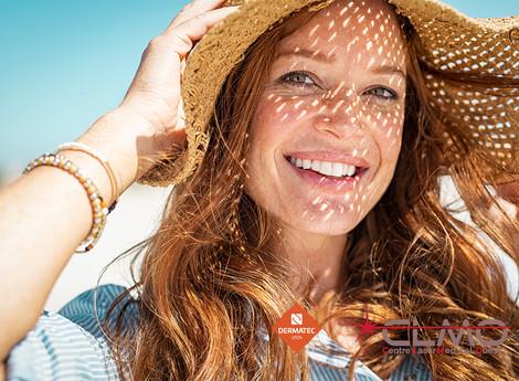Pourquoi le soleil accélère le processus de vieillissement cutané ?
