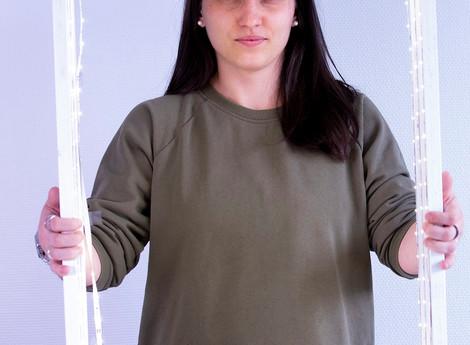 Marie-Jéromine, technicienne des essais cliniques DERMATEC