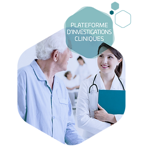 Plateforme d'investigations cliniques - CPPi