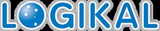 Logikal Logo Horizontal with transparent
