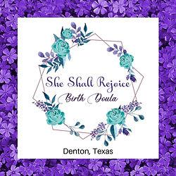 She Shall Rejoice Birth Doula