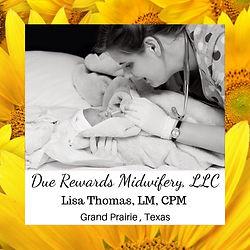 Due Rewards Midwifery, LLC