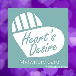Heart's Desire Midwifery Care