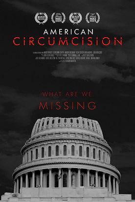 American Circumcision Poster