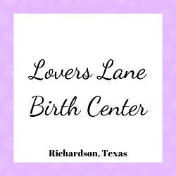 Lovers Lane Birth Center