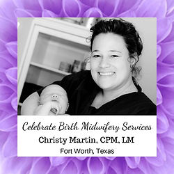 Celebrate Birth Midwifery Services