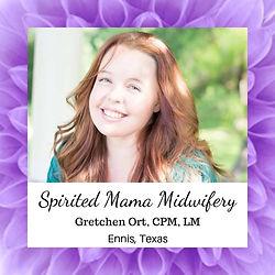 Spirited Mama Midwifery