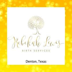 Rebekah Lewis Birth Services