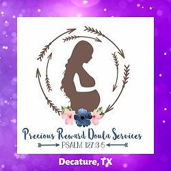 Precious Reward Doula Services