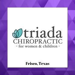 Triada Chiropractic for Women & Children