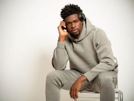 Have you met my friend Shaquille (Portrait & Personal Branding Photoshoot Session 8 Images)