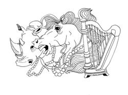 Rhino-Pony-Harp