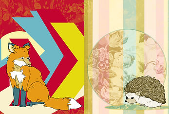 Fox and Hedgehog 2