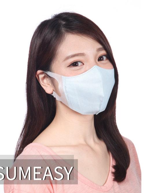 順易利3D立體口罩50入-成人L尺寸