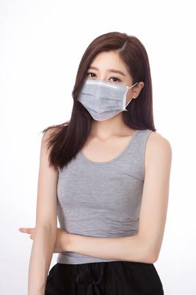 Disposable Procedure Activated Carbon Face Mask