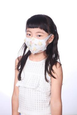 3D Shape Disposable Face Mask S
