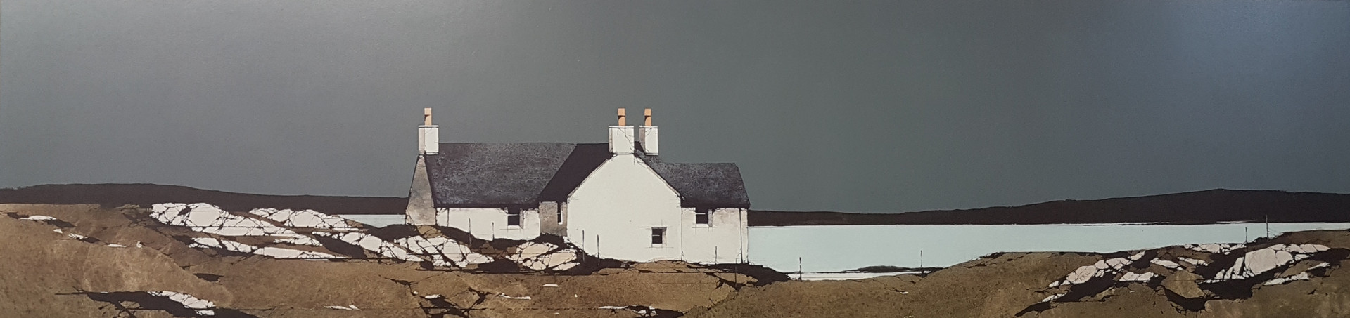 Cottage near Aird Mhor, Barra