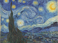 Starry Night is held by Russian government
