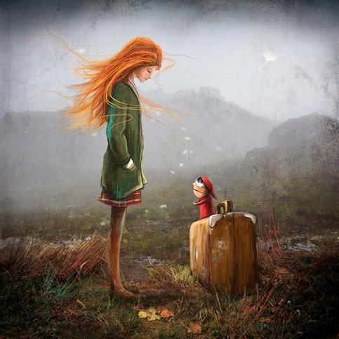 """Take me to the Castle"" by Matylda Konecka"