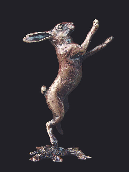 Hare Boxing by Butler and Peach