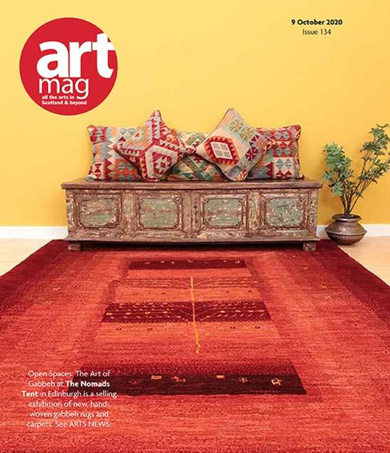 Artmag - October 9 - Issue 134