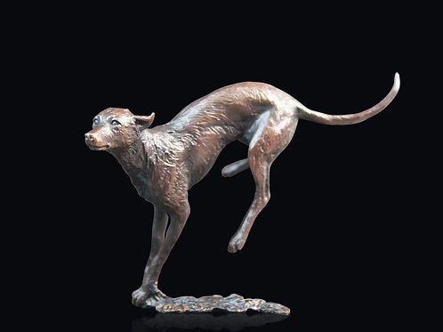 Lurcher by Michael Simpson