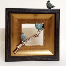 Birds on the Wall