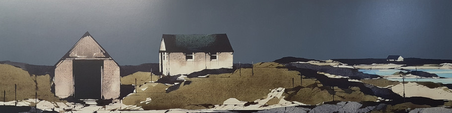 Boathouse at Traigh, Arisaig
