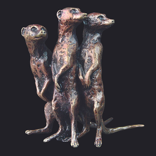 Meerkat Group by Butler and Peach