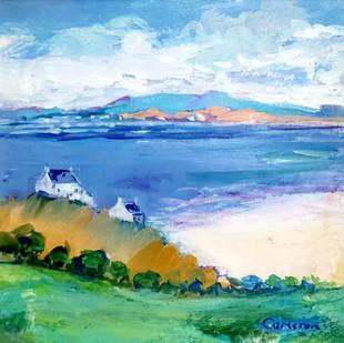 Calm Sea, Ardnamurchan