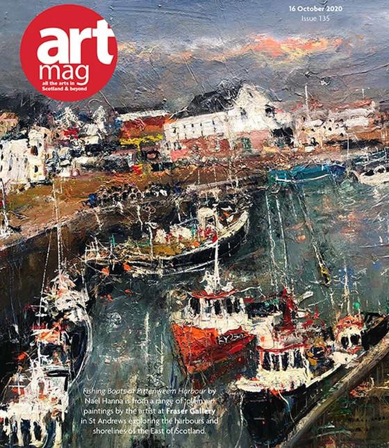 Artmag - October16 - Issue 135