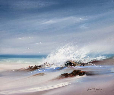 """Sea Spray"" by David M. Graham"