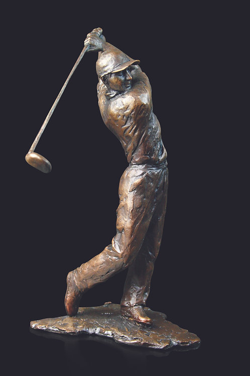 Golfer by Michael Simpson