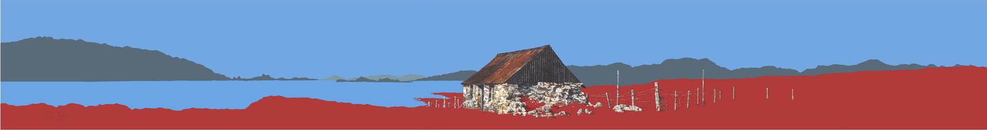 Bothy, Loch Linnhe