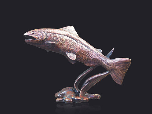 Salmon by Michael Simpson
