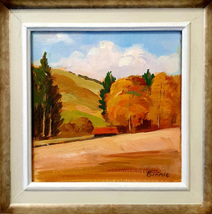 Autumn Landscape, Mellerstain