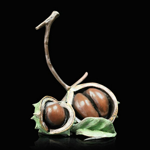 Conker Pair by Michael Simpson