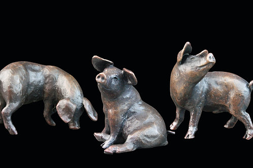 Three Little Pigs by Michael Simpson