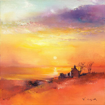 """""""Sunset and Solitude"""" by Vega"""
