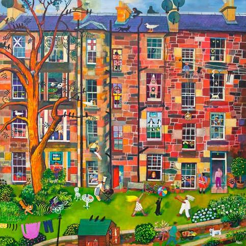 """""""Rear Window"""" by Rob Hain"""