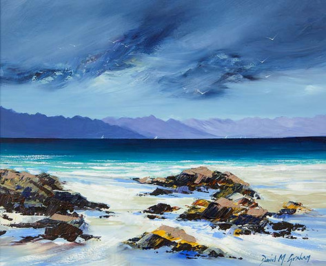 """Towards the Cuillins"" by David M. Graham"